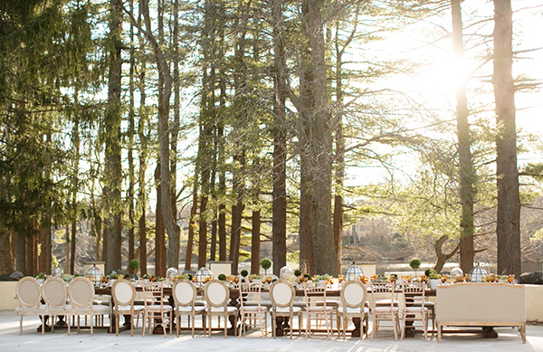 A styled set up for an event property. (Photo: Chelo Keys)