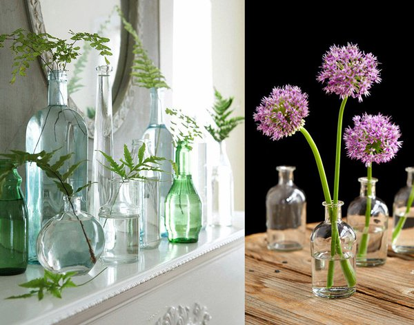 6. Bringing nature in. (via Better Homes and Gardens)
