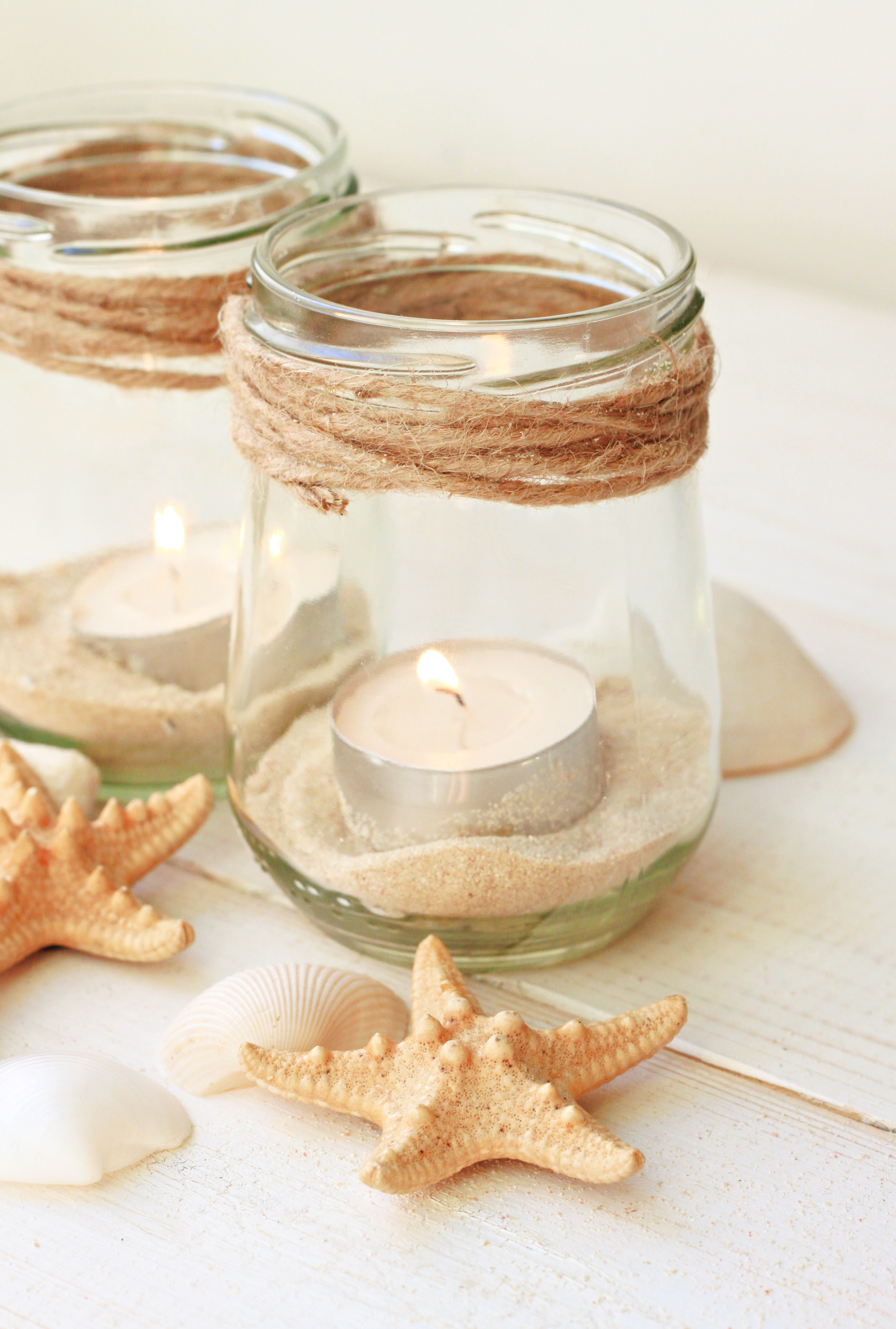 Watch How to Make Scented Shells video