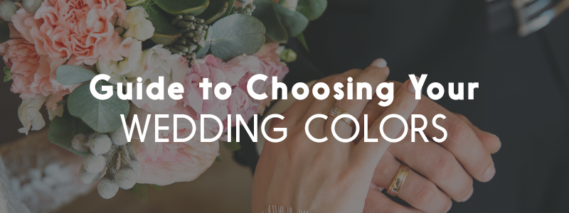 Introduction: How to Pick My Wedding Colors - the jamali blog