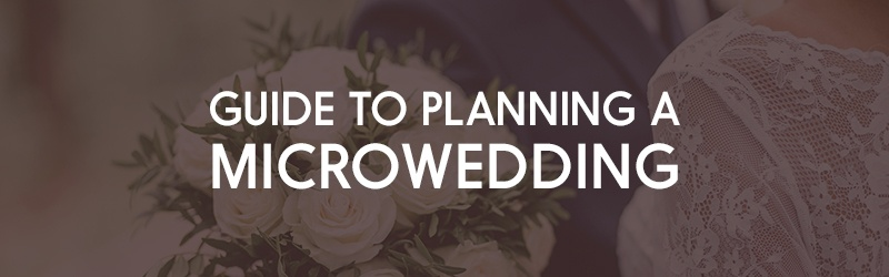 Guide to planning a microwedding