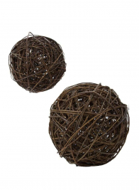 9in & 13in Willow Balls