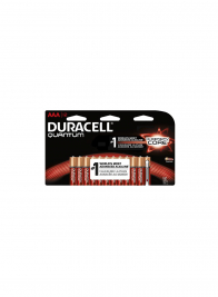 Quantum AAA Duracell Battery, Pack of 12
