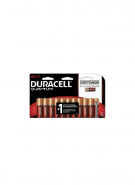 Quantum AA Duracell Battery, Pack of 12