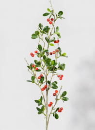 34in Red Berry Branch