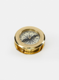 Colonial Brass Magnifying sundial