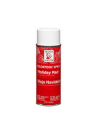 design master colortool spray paint Holiday Red CAM-0714