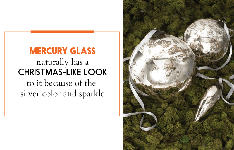 Tips on Decorating With Mercury Glass